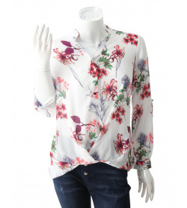 Elegant and attractive girls' blouse 2185-2475