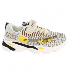 Fashionable and comfortable boys' sports shoes H-1144
