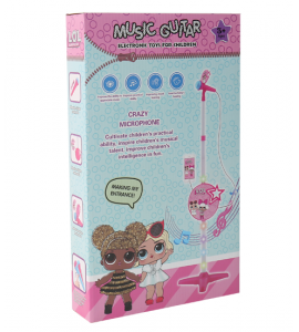 Electronic toys for children in the form of musical mike 11-6688