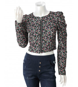 Elegant and attractive girls' blouse f29231