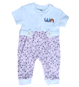 Baby Girl's Baby Suit, Elegant and Soft, W035-3782