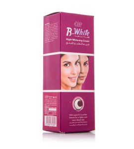 B-White Day Lightening Cream with Lupine Extract and Milk Proteins, 100 ml