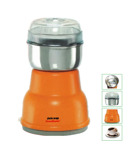 Stainless steel electric coffee grinder 05HM-836
