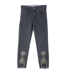 Fashionable Girl's Jeans PG-2103