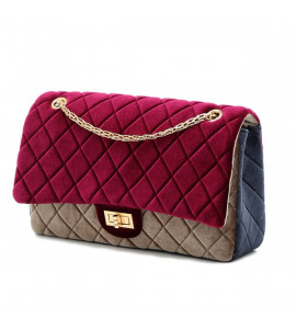 Bags for women, soft and elegant, multi-color fabric AF101905332