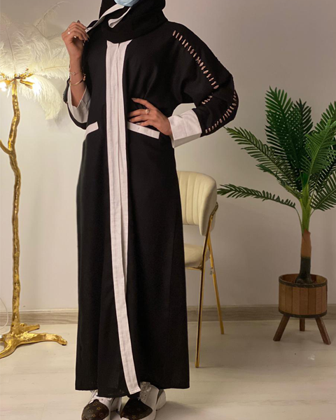Women's Abayas with Scarves 10-2861-4920