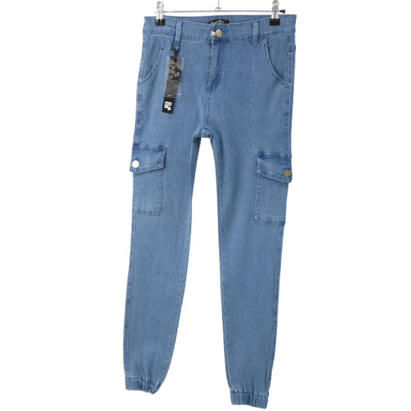 Fashionable and soft jeans for women, KQ1130
