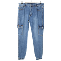 Fashionable and soft jeans for women DF113