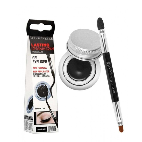 Maybelline cream eyeliner - black 1002